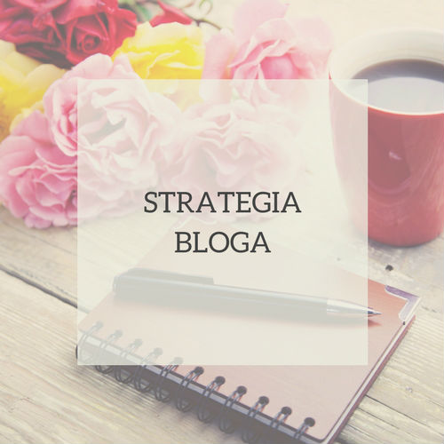 Strategia bloga