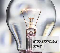 Cykl porad WordPress Tips