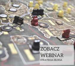 Webinar strategia bloga