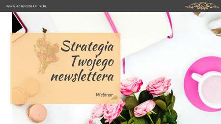 Strategia Twojego newslettera