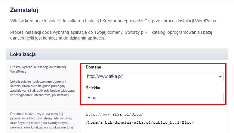WordPress Tips #9 – Instalacja WordPressa