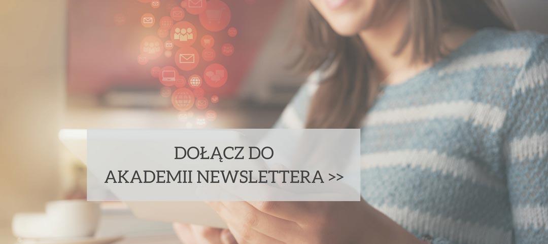 dołącz do Akademii Newslettera