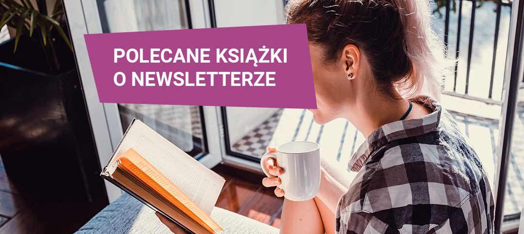 Polecane książki o newsletterze