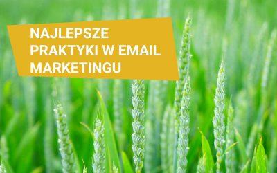 Najlepsze praktyki w email marketingu